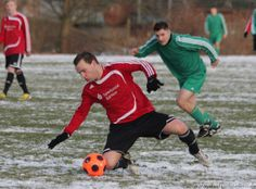 http://www.westendstadion.de 1st Feb 2014 Schorfh. Joachimsthal - Preussen Eberswalde 2-0 Playing on green pitches is much more fun like this ...