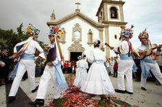 Dança dos Homens - Lousa - Castelo Branco (Portugal) em Mayo