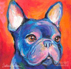 Cute French bulldog pinned By http://Barkingstud.com