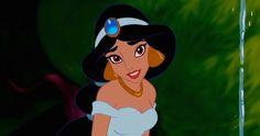Yess!!! My favorite disney princess. ...I got Jasmine! Which Disney Princess Should Be Your BFF? | Oh My Disney