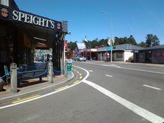 Ohakune Township, NZ
