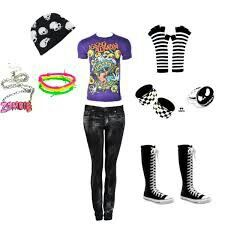 cute emo outfit