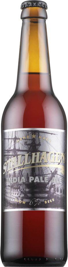 Ålands Bryggeri Stallhagen India Pale Ale  6,0% pullo