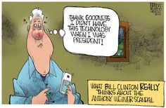 Technology and Bill Clinton ... 7.30.13