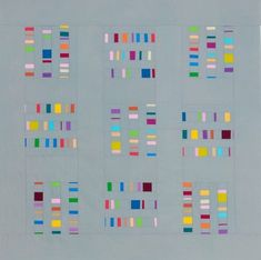 """Modern Quilt designed by Nydia Kehnle for Robert Kaufman Fabrics, the final quilt measures 74"""" x 98"""" and is Roll Up friendly."""