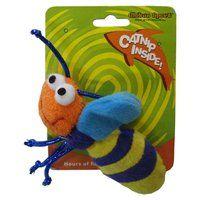Kissan lelu Bee - Petnet - Mehiläis lelu kissalle