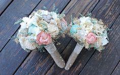 seafoam and lilac wedding flowers - Google Search