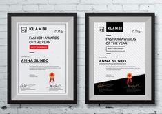 35 Best Certificate Template Designs