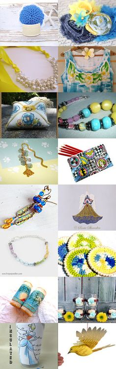 Girl Power! by Margie on Etsy--Pinned+with+TreasuryPin.com