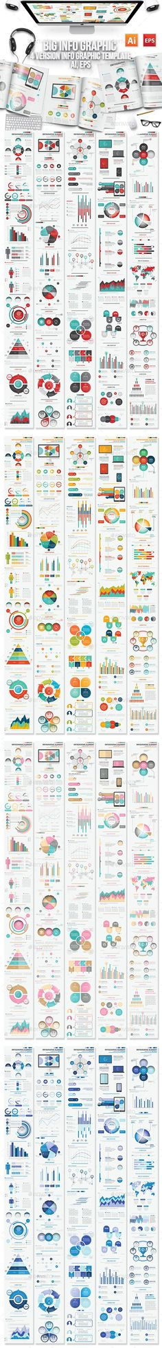 Info Graphic Elements Design — Vector EPS #piece #illustrator • Available here → https://graphicriver.net/item/info-graphic-elements-design/11938172?ref=pxcr