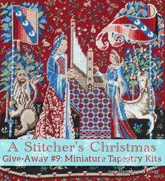 Miniature Tapestry Kits