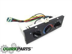 1998-2003 DODGE FULL SIZE B VAN A/C HEAT CONTROL MODULE SWITCH NEW MOPAR GENUINE #MOPAR