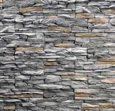 Steinwand - Verblender - Wandverkleidung - Steinoptik - Cordillera gray   steingewand.de