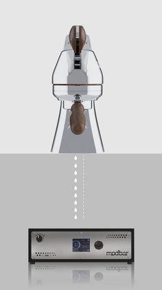 Espresso EP Under-Counter System | Modbar
