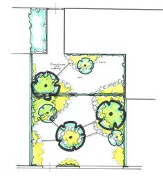 Kleine achtertuin vol romantiek Backyard Garden Landscape, Garden S, Balcony Garden, Dream Garden, Garden Landscaping, Home And Garden, Plant Design, Garden Design, Front Courtyard
