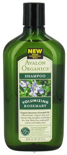 Avalon Organics - Rosemary Shampoo