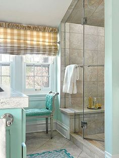 Spa-Worthy Shower