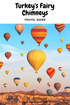 Check out the best travel destination in Turkey: Cappadocia and the Fairy Chimneys are a must-see Turkey bucket list item for solo and couple travelers as well. Göreme, Turkey hot air balloon ride, Turkey travel tips, Best places in Turkey. #turkeytraveltips #cappadocia #goreme #hotairballoon Brazil Travel, Asia Travel, Solo Travel, Best Places In Europe, Cool Places To Visit, Balloon Rides, Air Balloon, Top Travel Destinations, Budget Travel