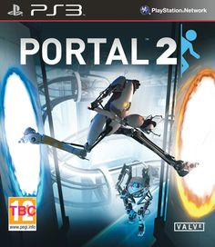 portal 2. The cake is still a lie... but with robots.