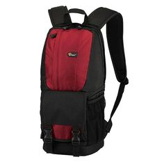 Lowepro Fastpack 100 Digital SLR Camera Backpack (Red) + $56 Shop Your Way Points $60 + Free Shipping