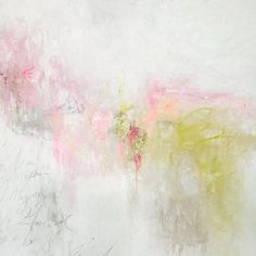 """Amy Gordon on Instagram: """"On the Brighter side... Of this ride.  Prayers and promises for the new generation. A painting for baby Cally.@hadleyhome #newworld…"""" On The Bright Side, Expressive Art, Amy, Prayers, Abstract, Artwork, Painting, Instagram, Summary"""