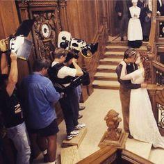 Shooting Of Titanic Movie
