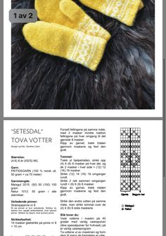 Mittens Pattern, Knit Mittens, Mitten Gloves, Knitted Pouffe, Knitted Hats, Chocolate Peanut Butter Cups, Homemade Chocolate, Knitting Charts, Knitting Patterns