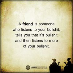 So true!  God bless our bff's