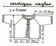 Sweater Techniques Series – Gramps Baby Cardigan