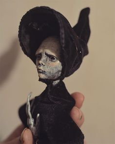 These Are The Most Beautifully Creepy Puppets Ever