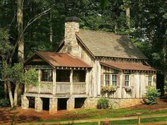 Pin By Jeremy On Rustic Places With Images Cabins And Cottages Cabins In The Woods Rustic Cabin