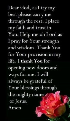 And please help my sweet grandmother. Please my God. Faith Prayer, God Prayer, Power Of Prayer, Prayer Quotes, Bible Verses Quotes, Faith In God, Spiritual Quotes, Scriptures, Prayer Verses