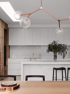 Kitchen | The Rose House by Watts Studio | est living