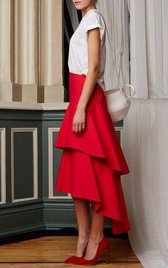 New York Edition Spring/Summer 2015 Trunkshow Rosie Assoulin Look 16 on Moda Operandi