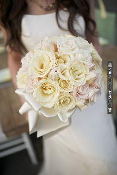 pastel bouquet   VIA #WEDDINGPINS.NET