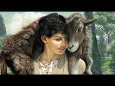 O Holy Night - Kenneth Cope & Liz Lemon Swindle - beautiful Christmas video message.