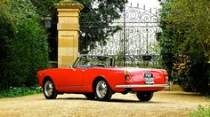 1964 Alfa Romeo 2600 Spider by Touring - Silverstone Auctions