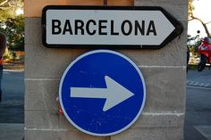 Find Road Sign Directive Way Barcelona City stock images in HD and millions of other royalty-free stock photos, illustrations and vectors in the Shutterstock collection. El Born Barcelona, Barcelona City, Barcelona Travel, Barcelona Architecture, Malaga, Ibiza, The Places Youll Go, Places To Go, Happy New Year Baby