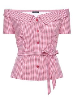 Blusa Vichy Toop Batiqui discovered by Ʈђἰʂ Iᵴɲ'ʈ ᙢᶓ Tween Fashion, Look Fashion, Fashion Outfits, Simple Outfits, Casual Outfits, T Shirt Sewing Pattern, Myanmar Dress Design, Look Star, Stylish Dresses For Girls