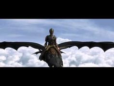Hiccup and Toothless - Where No One Goes - Fly scene || HTTYD2 - YouTube