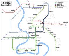 Bangkok Metro System