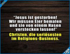 Jesus ist gestorben / Eier bemalen / Christen