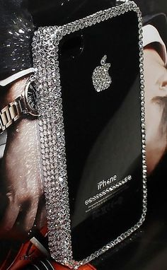 IPhone Case Bling Luxurious Gem Diamond Case For iPhone by bashuai, $24.99