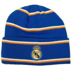 fa2e06a361f Real Madrid Official SOCCER One Size Knit Beanie Hat Rhinox