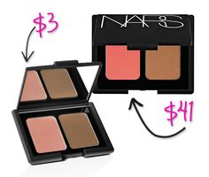 ELF bronzer/blush combo