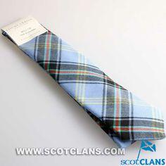 Clan Bell Tie in Rie