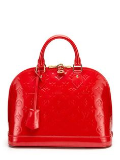 ed610c7cc9ff Pomme D Amour Monogram Vernis Alma GM by Louis Vuitton on Gilt.com ...