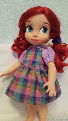 Распродажа платьев для кукол Готц, Paola Reina и им подобных, и для кукол Дисней аниматор / Одежда для кукол / Шопик. Продать купить куклу / Бэйбики. Куклы фото. Одежда для кукол