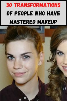 In the 21st century, that's where the internet comes in. Reddit sub-threads are now a great place for people to get makeup advice, even from professional artists. They can find those familiar with coloring and know about all kinds of different products. Essentially, it's now possible for almost anyone to become a makeup expert. Take a look at these 30 people who shared their before and after photos on Reddit.