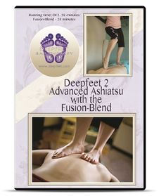 Ashiatsu DF2 Advanced DVD